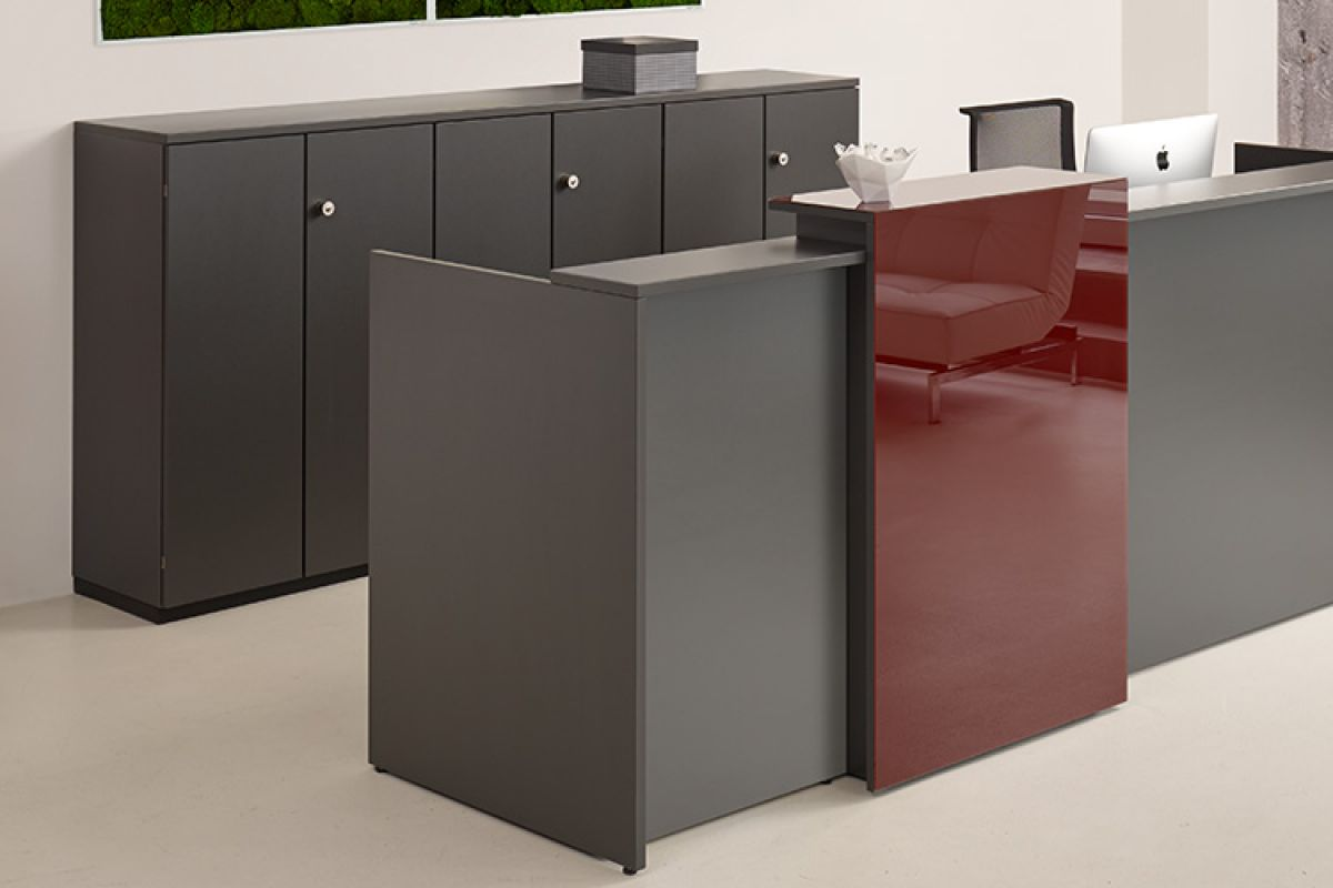 febru vio round office mobilier de bureau gen ve. Black Bedroom Furniture Sets. Home Design Ideas