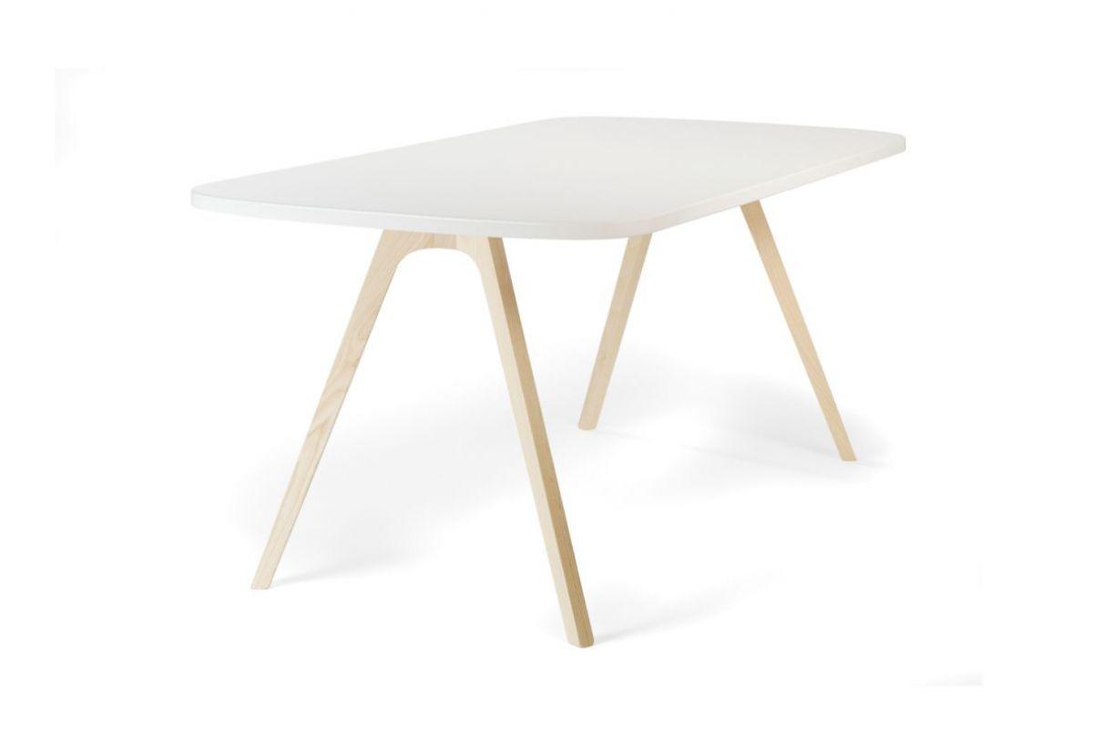 Wogg table j rg round office mobilier de bureau gen ve for Hauteur table standard