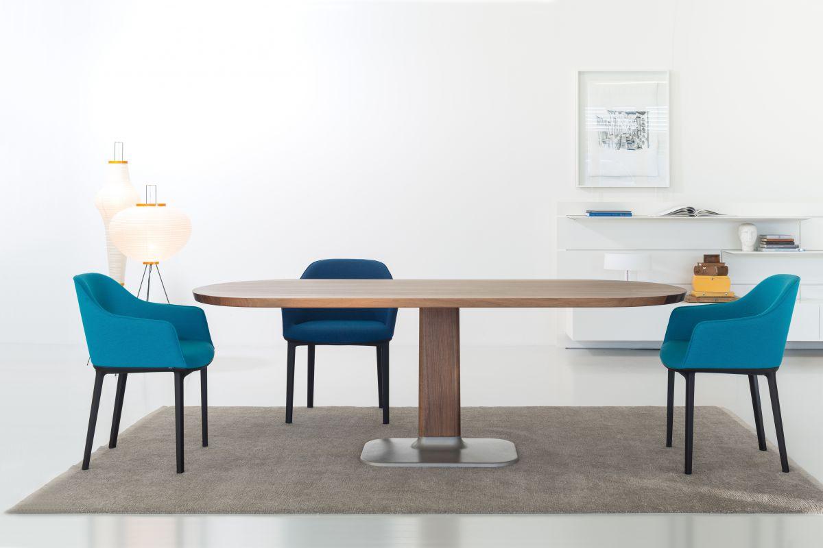 zoom by mobimex cuhl table bois massif round office mobilier de bureau gen ve. Black Bedroom Furniture Sets. Home Design Ideas