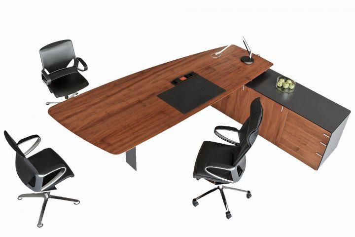 Zoom by mobimex round office mobilier de bureau genève